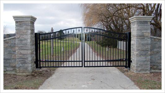 Ontario Gates Toronto Automatic Driveway Gates Ontario